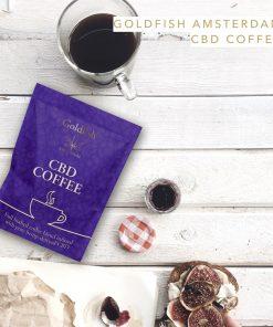 Káva s CBD, 320mg