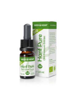 Medihemp Organic Hemp Pure 2,5 %