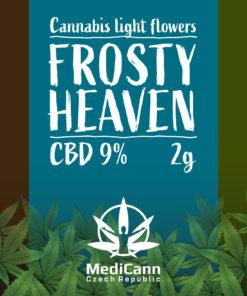 MediCann.cz Frosty Heaven 9% CBD