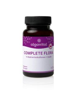 Algavital Complete Flora, 120 kapslí
