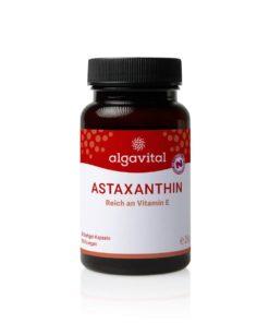 Algavital Astaxanthin, vegan