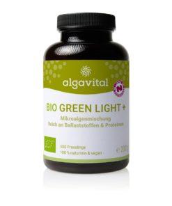 Algavital Bio Green Light plus, 500 kapslí