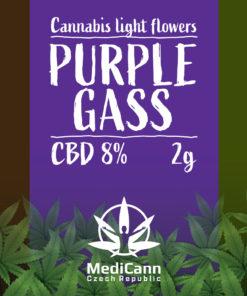 MediCann Purple Gass CBD 8%